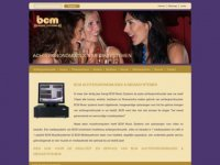 BCM Achtergrondmuziek & mediasystemen