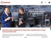 Interflon- fitnessapparatuur onderhoud