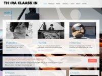 Pianiste Thera Klaassen