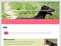 Manchester Terrier kennel Corduroy's