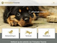 Trimsalon Twente