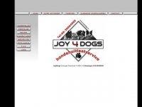 Joy4Dogs Hondenuitlaatservice