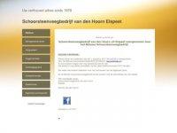 Schoorsteenveegbedrijf van den Hoorn - ...