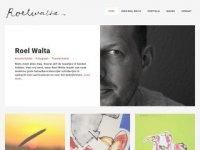 Roel Walta - kunstschilder en theatermaker