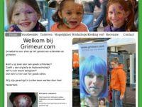 Grimeur - schminken voor kinderfeestjes