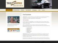Taxi Hotax Enschede