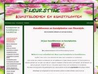 Fleurstyle kunstplanten en kunstbloemen