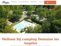 Camping Domaine les Angeles