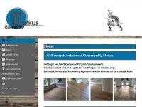 Top-Floors Houten vloer schuren en onderhoud