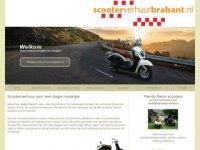 Scooterverhuur Brabant