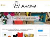 Anama knuffeltjes