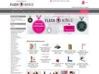 Flash World Hair & Beauty Shop