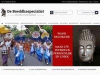 De Boeddhaspecialist