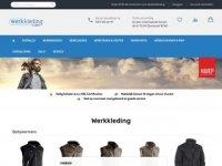 Werkkleding en bedrijfskleding online winkel