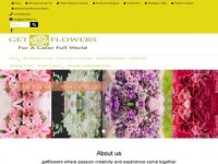 Get-flowers the largest flower webshop online