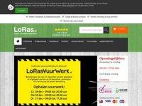 LoRas - blokhutten en tuinhuisjes
