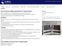 D.M.A. traprenovatie