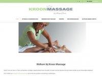 Kroon massage