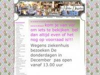 Screenshot van hebbedingske.nl