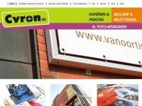 Cyron - Bedrijfscommunicatie op Niveau