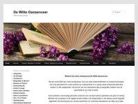 De Witte Ganzenveer - Online antiquariaat