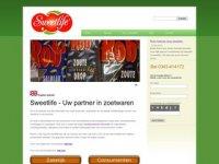 Sweetlife - Uw partner in zoetwaren