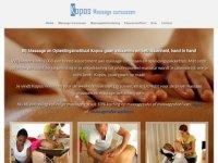 Kopos - Cursussen massage