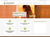 Sauna webwinkel