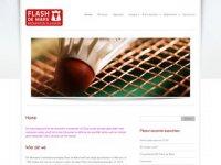 Badmintonvereniging Flash de Mare