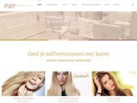 Pure Hairextensions Alkmaar
