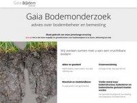 Gaia Bodemonderzoek