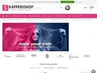 Kappersshop - online kappersgroothandel