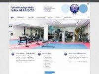 Fysiotherapie Fysio-Fit Utrecht