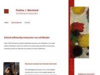 Pauline J. Marchand Schilderijenrestaurator