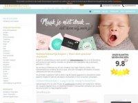 Geboortepost - geboortekaartjes