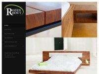 Rozenhout meubelmakers