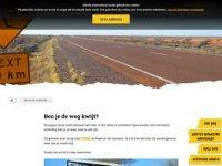 Screenshot van activityinternational.nl/au_pair_in_amerika.aspx