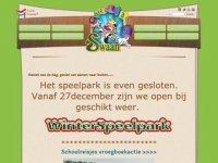 Speelpark de Swaan in Noord-Holland