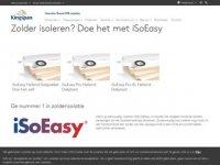 ISoEasy isolatiemateriaal