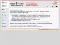 Music4voices, uitgeverij van bladmuziek voor ...