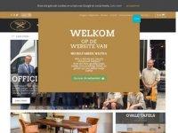 Screenshot van westra-interieur.nl