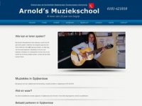 Arnolds muziekschool