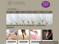 Massagepraktijk Rozendaal