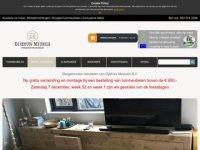 Chris Dijkhuis meubels van Steigerhout