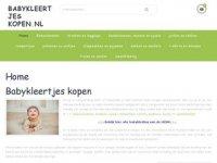 Babykleertjeskopen.nl