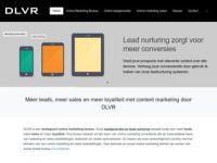 DLVR Online project manager