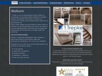 't Trepke - traprenovatie