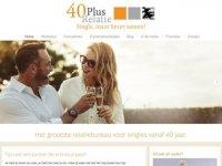 40plusrelatie - relatiebureau