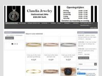 Claudia Jewelry - Claudia sieraden