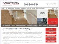 Flakestrap - de nieuwe trapbekleding